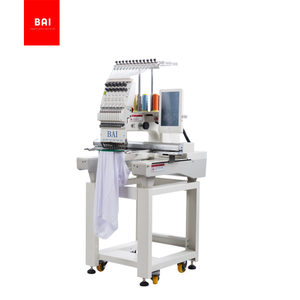BAI High Speed Single Head Embroidery Machine