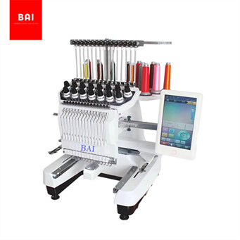 BAI embroidery machine type introduction guide (3)