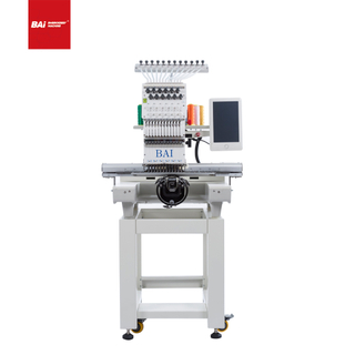 BAI High Quality Large Single Head Computerized Embroidery Machine with The Best Price