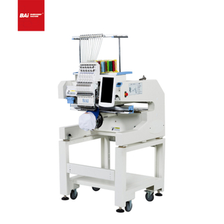 BAI High Speed Laser Embroidery Machine with Home Computerized