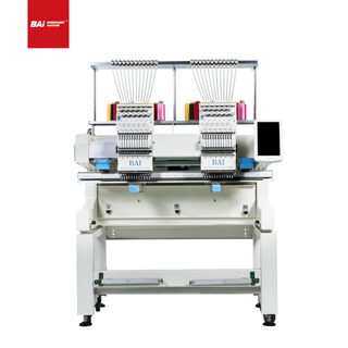 BAI High Quality Computer Embroidery Machine with Free Machine Embroidery Designs