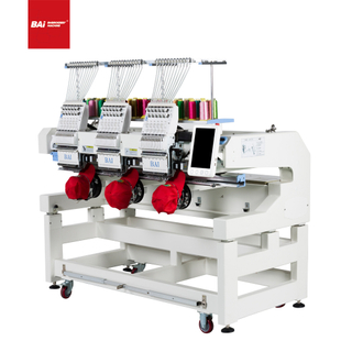 BAI Industria Multi-head Computerized Embroidery Machine with Factory Price