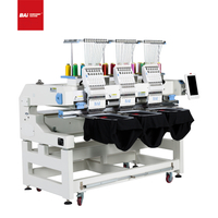 BAI High Speed Large Area Popular Computerized Embroidery Machine in America