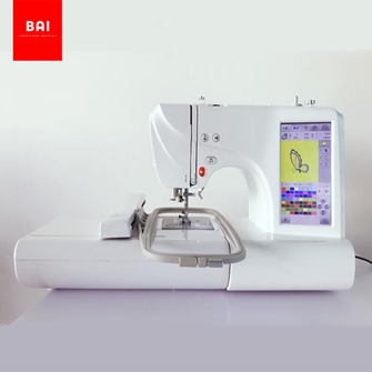 BAI embroidery machine type introduction guide