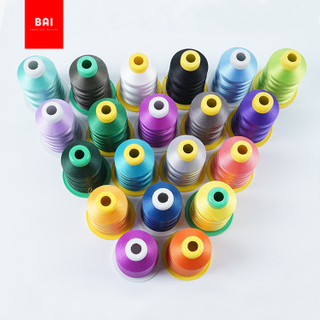BAI Embroidery Machine Embroidery Thread