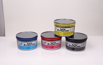 What are the special requirements for UV inks?