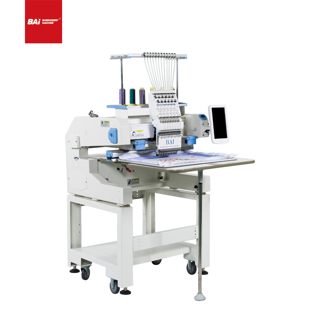 BAI Best Quality Embroidery Machine for Household with Embroidery Machine Price