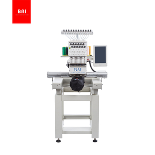 BAI Factory Directly Home Single Head Embroidery Machine for Shoe