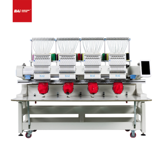BAI Digital 4 Heads High Speed Computer Cap Embroidery Machine for Sale